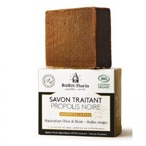 SAVON TRAITANT PROPOLIS NOIRE