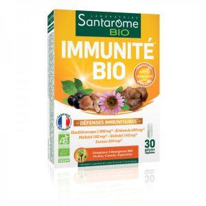immunité bio 30 gélules
